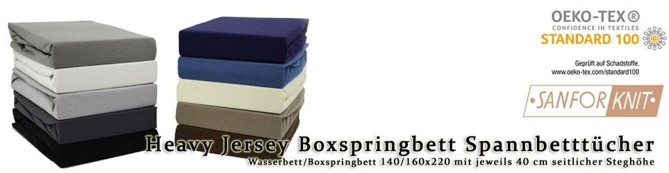 140/160x220+40cm Boxspring