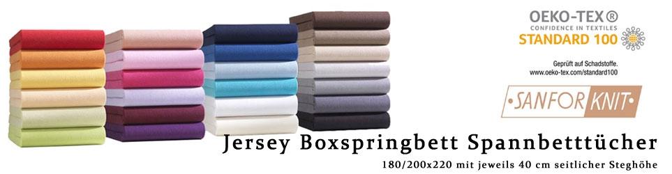 180/200x220 cm Boxspring