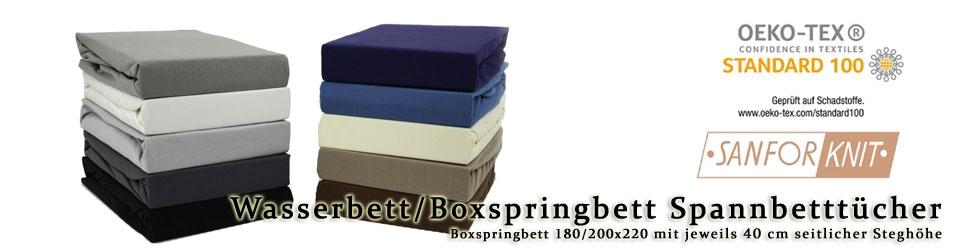 180/200x220+40cm Boxspring