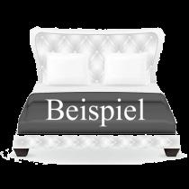 Boxspring Topper Jersey Spannbettlaken 100% Baumwolle-Lila / Violett-200x200+15cm