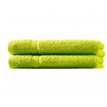 Badetuch 100% BW, 500g/m², Zero Twist, flauschig weich-Apfelgrün-100x150cm Badetuch