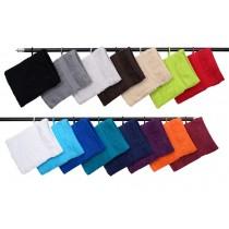 2er Set Waschhandschuhe 16x21cm 500g/m² 100% Baumwolle